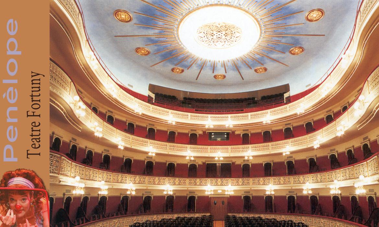 Penelope Teatre Fortuny